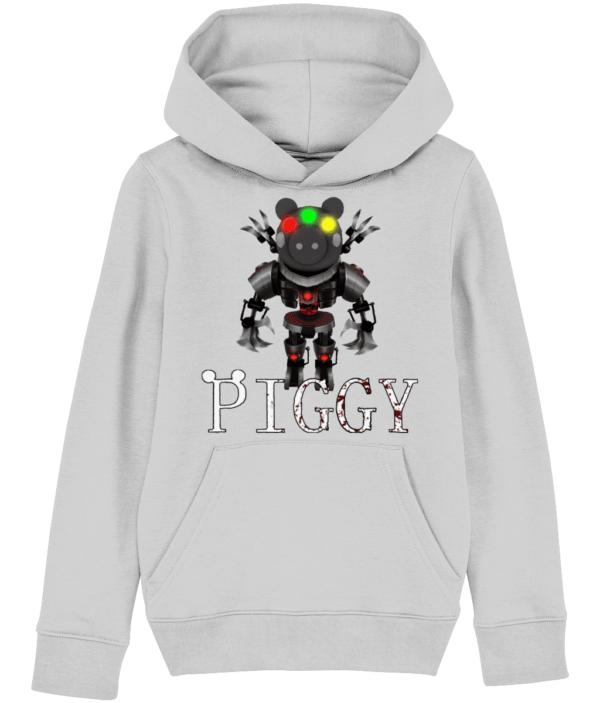 Monster skin from piggy game child's hoodie Monster skin