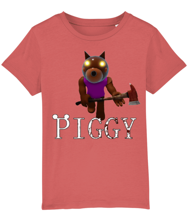 Doggy skin from piggy game child's t-shirt doggy