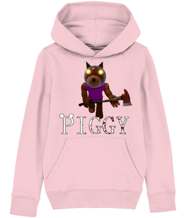 Doggy skin from piggy game child's hoodie doggy skin