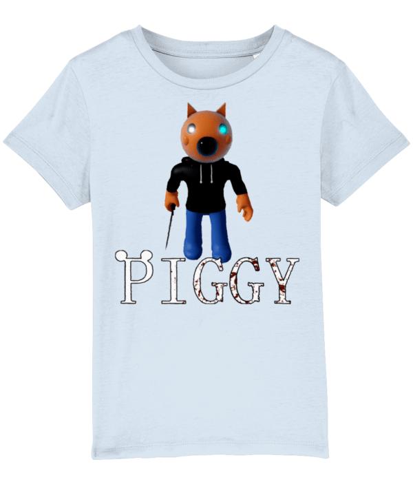 Foxy skin from piggy game child's t-shirt foxy