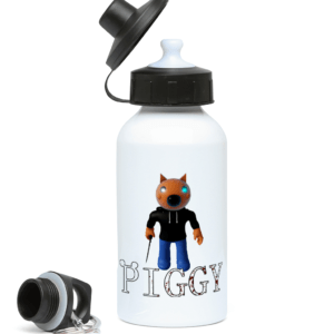 Foxy skin from piggy game 400ml Water Bottle
