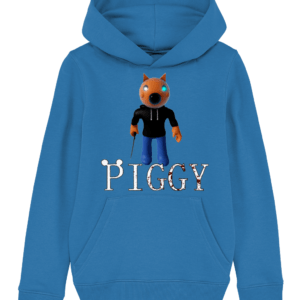 Foxy skin from piggy game child's hoodie