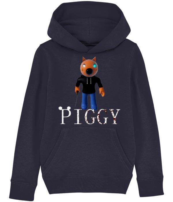 Foxy skin from piggy game child's hoodie foxy skin