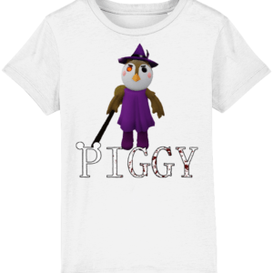 Owell skin from piggy game child's t-shirt