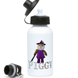 Owell skin from piggy game 400ml Water Bottle