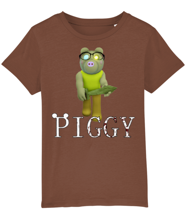 Infected Pony from Piggy game child's t-shirt Infected Pony