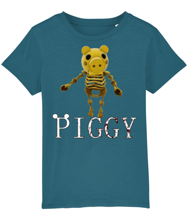 Skelly skin from piggy game, child's t-shirt skelly skin