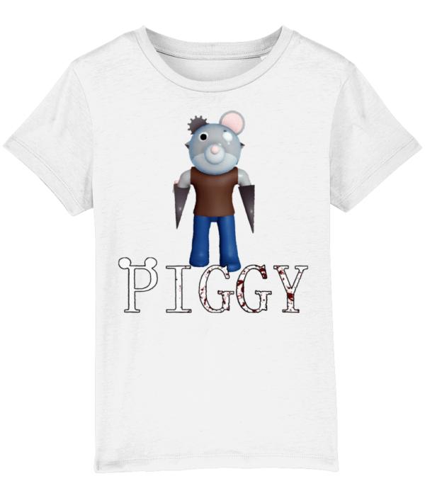 Razor from Piggy game child's t-shirt razor from piggy