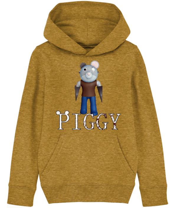 Razor from Piggy game child's hoodie
