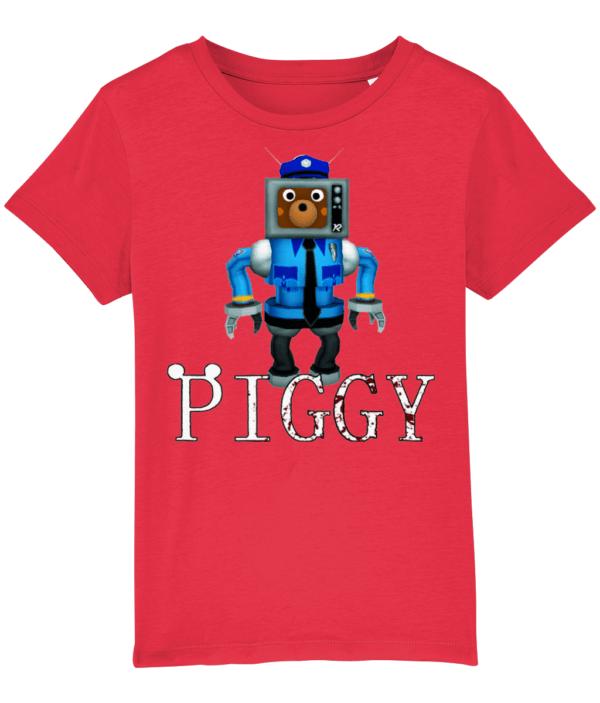 Robot doggy Skin from Piggy t-shirt Robot doggy Skin