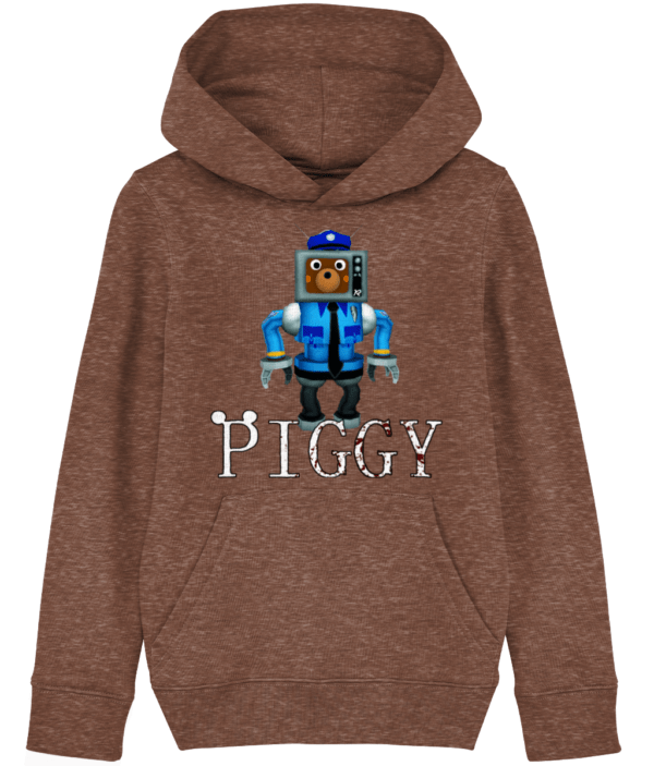 Robot doggy Skin from Piggy child's hoodie Robot doggy Skin