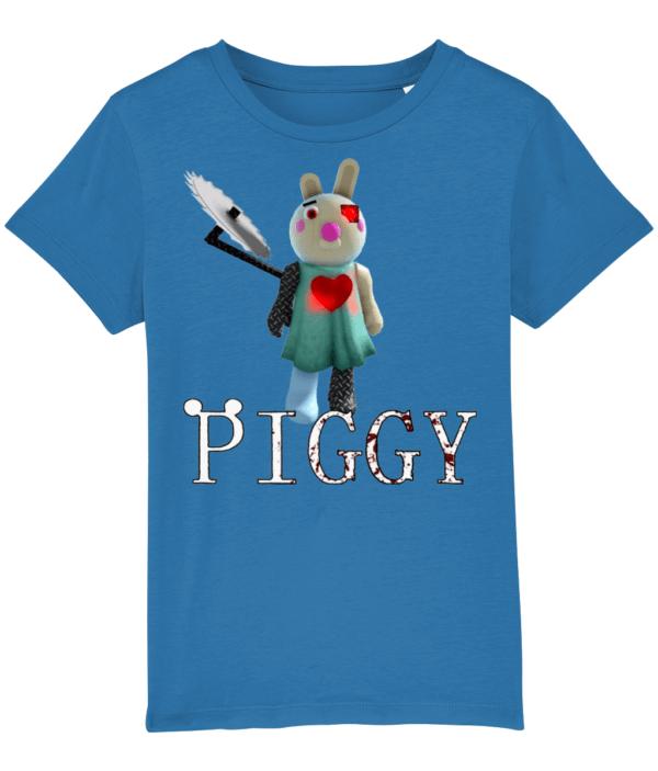 Cyborg bunny skin from Piggy child's t-shirt bunny skin