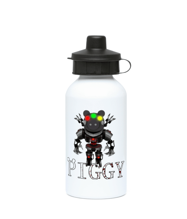 Monster skin from piggy game 400ml Water Bottle Monster skin