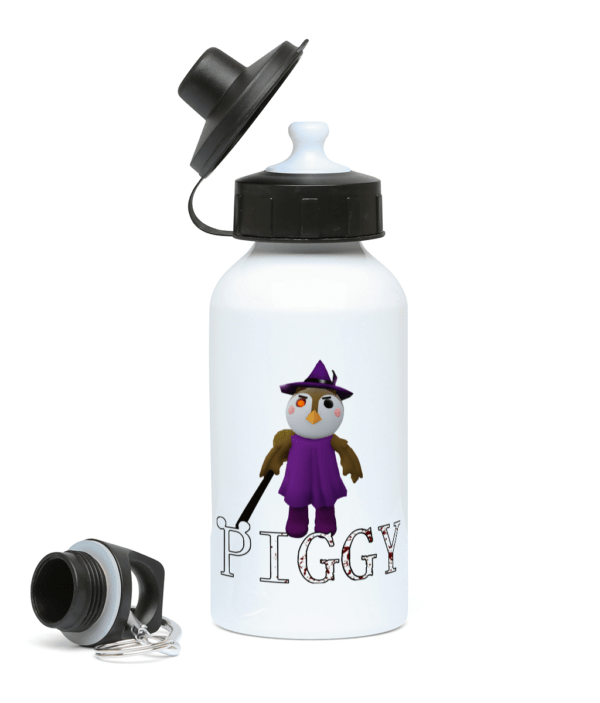 Owell skin from piggy game 400ml Water Bottle Owell skin from piggy game 400ml Water Bottle