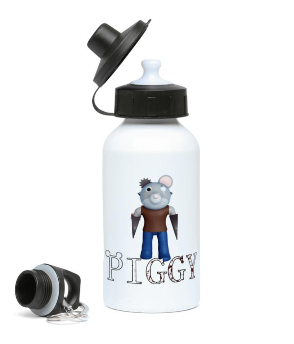 Razor from Piggy game 400ml Water Bottle Razor from Piggy game 400ml Water Bottle