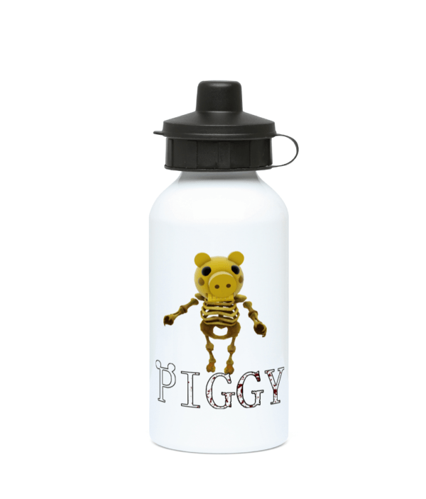 Skelly skin from piggy game 400ml Water Bottle piggy