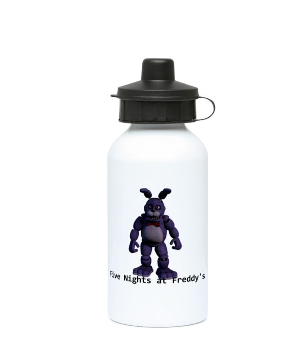 Barney from Five nights at Freddy's 400ml Water Bottle Barney from Five nights at Freddy's 400ml Water Bottle