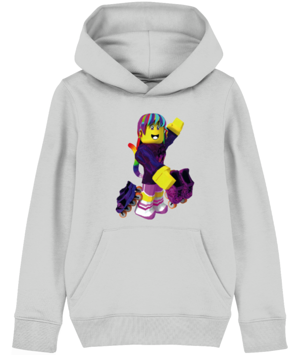 roblox skating rink child's hoodie