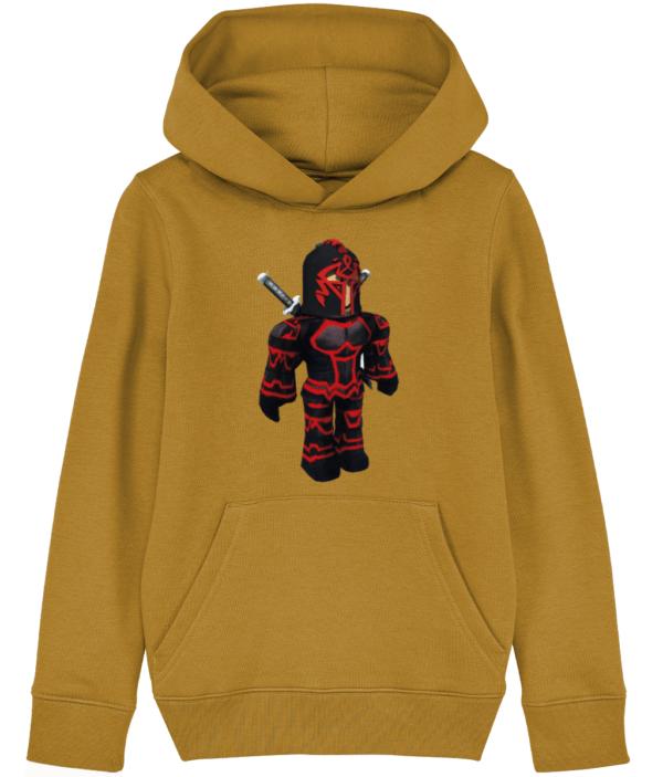 noobertuber child's hoodie noobertuber