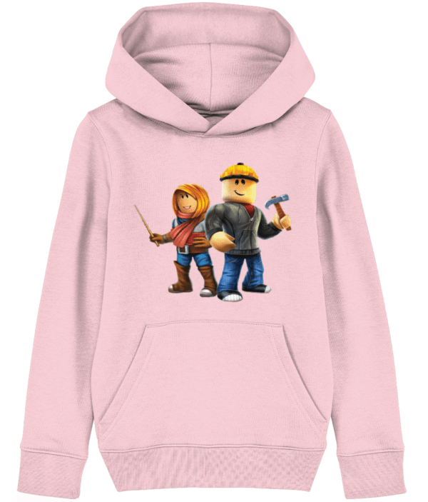 Builderman and friend