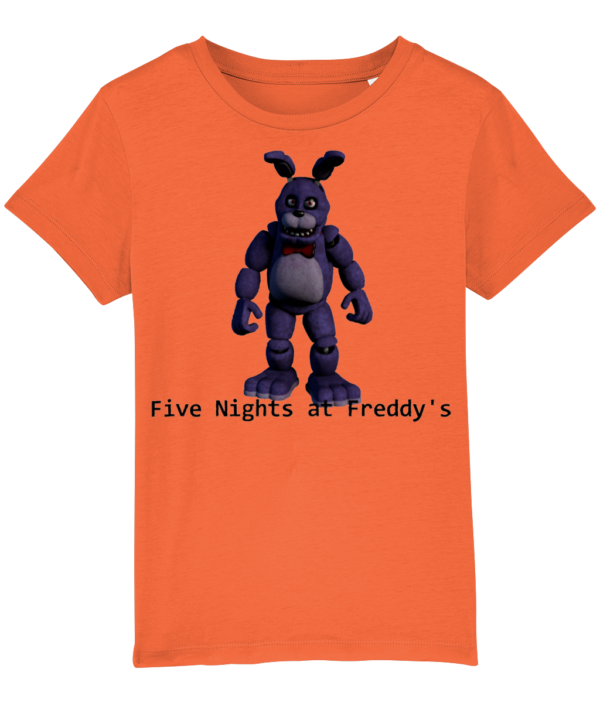 Barney from Five nights at Freddy's Barney