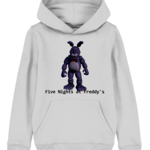 Barney from Five nights at Freddy's child's hoodie