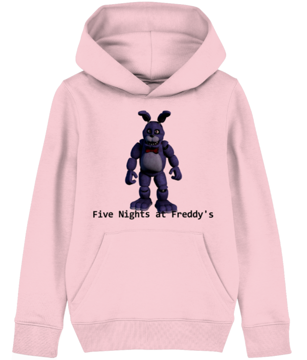 Barney from Five nights at Freddy's child's hoodie Barney