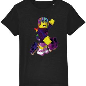 roblox skating rink child's t-shirt