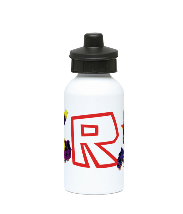 roblox skating rink  400ml Water Bottle roblox skating rink 400ml Water Bottle