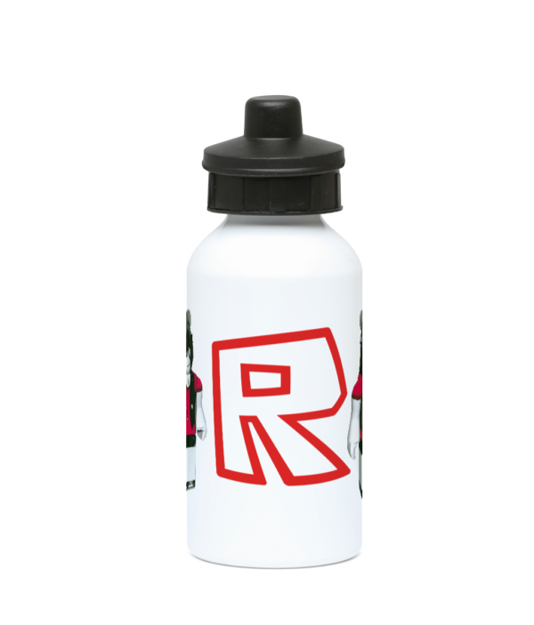 shade of blue Roblox  400ml Water Bottle shade of blue
