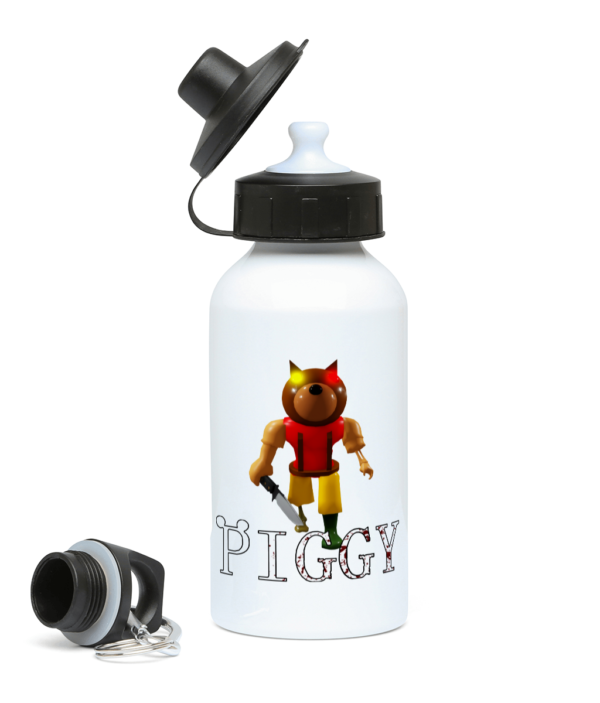 Original Design – doggy returns 2.0 by slothboy  400ml Water Bottle doggy