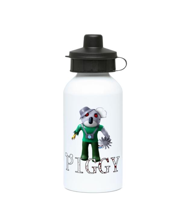 Kelvin skin from Piggy game 400ml Water Bottle kelvin skin