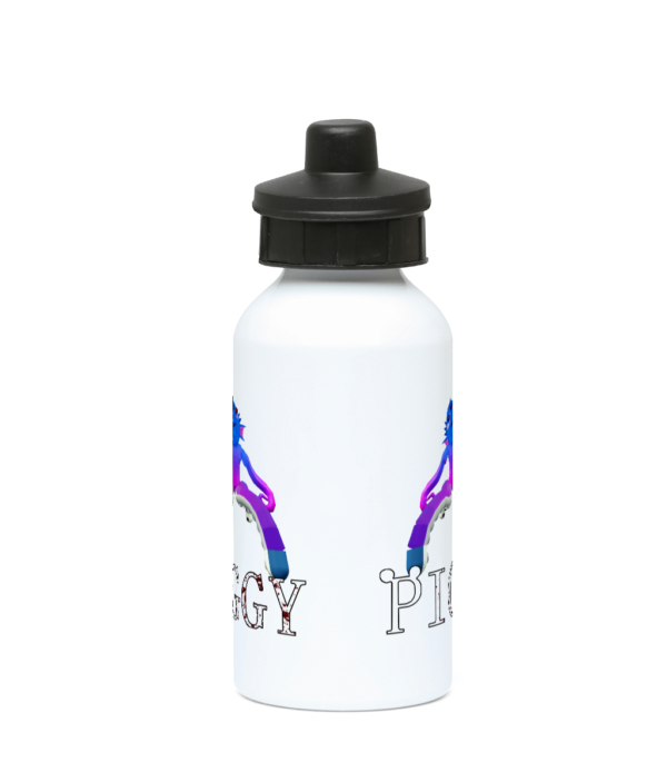 kraxicorde Piggy Skin 400ml Water Bottle kraxicorde