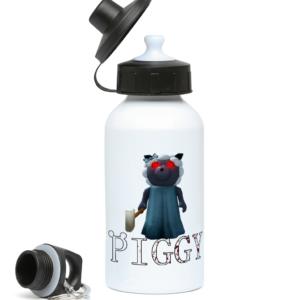 Sheepy infected piggy skin 400ml Water Bottle