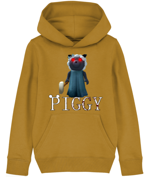 Sheepy infected piggy skin child's hoodie