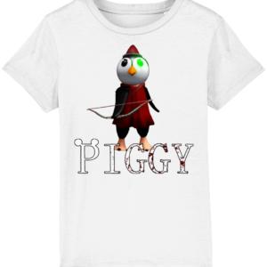 primrose infected Piggy Skin from Roblox Piggy game