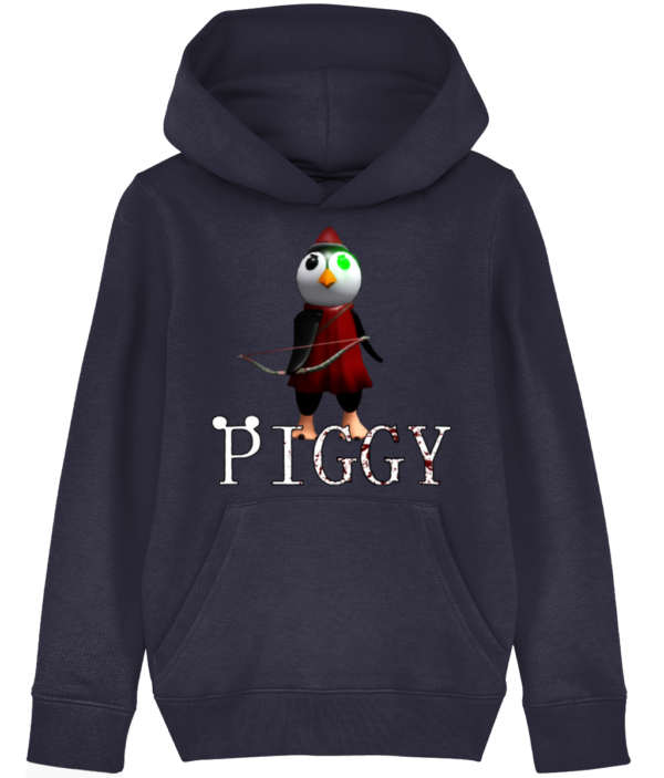 primrose infected Piggy Skin from Roblox Piggy game child's hoodie hoodie