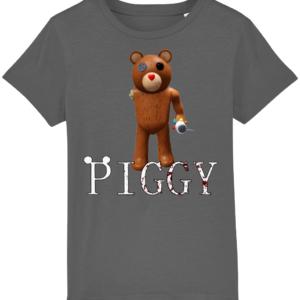 Valentine Teddy Piggy Skin from Roblox Piggy Game