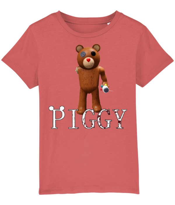 Valentine Teddy Piggy Skin from Roblox Piggy Game piggy skin