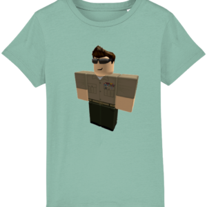 US army Roblox Character
