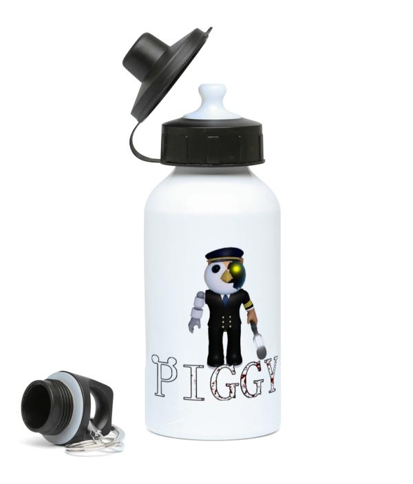 Captain Owl Piggy Skin from Piggy ARP 400ml Water Bottle Captain Owl