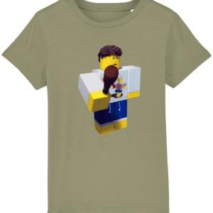 shedletsky Roblox Character child's t-shirt shedeltsky