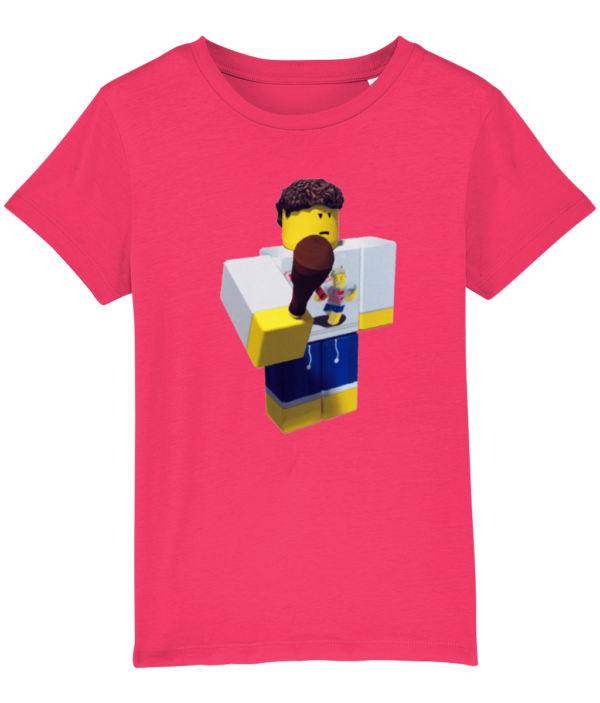 shedletsky Roblox Character child's t-shirt