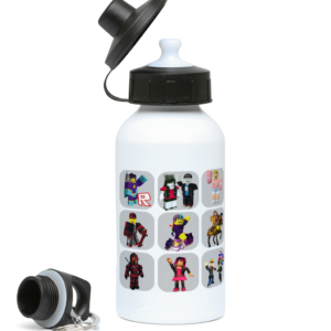 Roblox characters 400ml Water Bottle