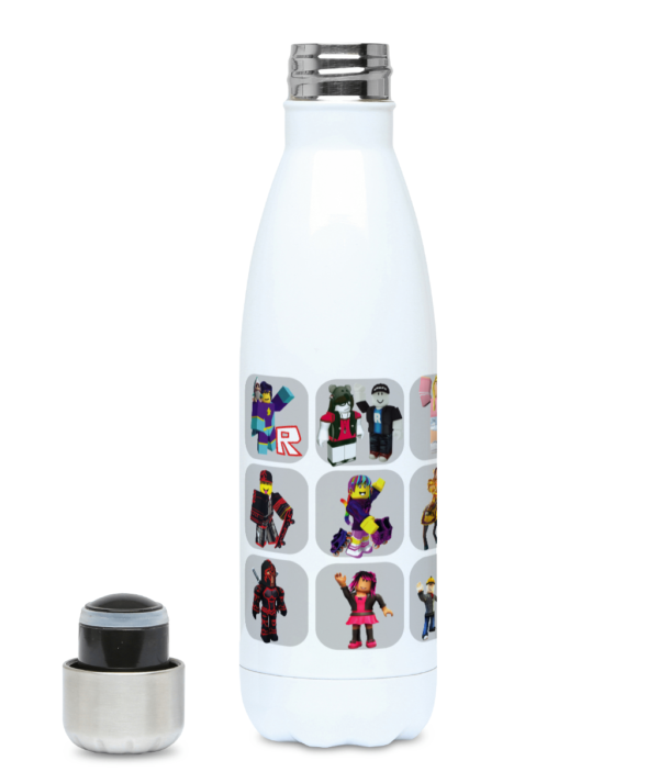 Roblox characters 500ml Water Bottle Roblox characters 500ml Water Bottle
