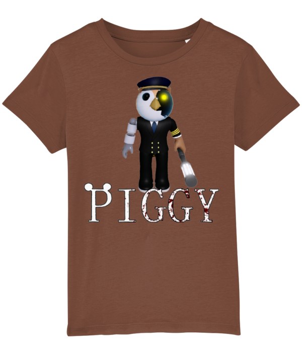 Captain Owl Piggy Skin from Piggy ARP