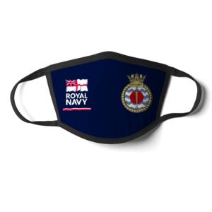 HMS Broadsword face mask broadsword