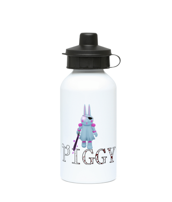 bunny rb battles skin from Piggy ARP 400ml Water Bottle bunny rb battles