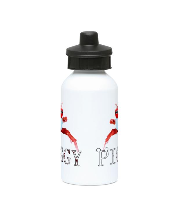 Crabby skin piggy arp 400ml Water Bottle piggy skin