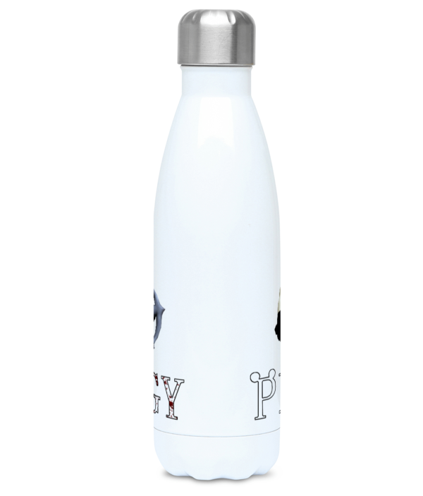 Dakoda piggy skin from piggy ARP 500ml Water Bottle dakoda